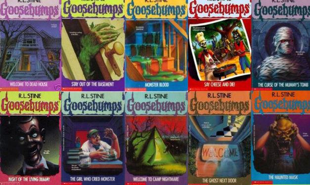 Estos son 7 de nuestros libros favoritos de «Escalofríos»