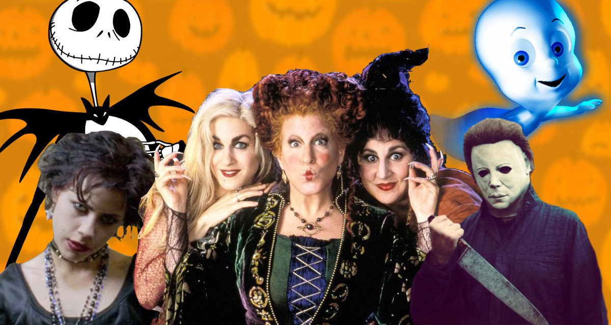 ¡Estas son nuestras películas favoritas para ver en Halloween!