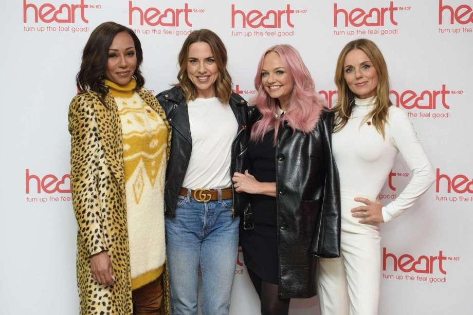 Las Spice Girls agregan dos fechas más a su gira