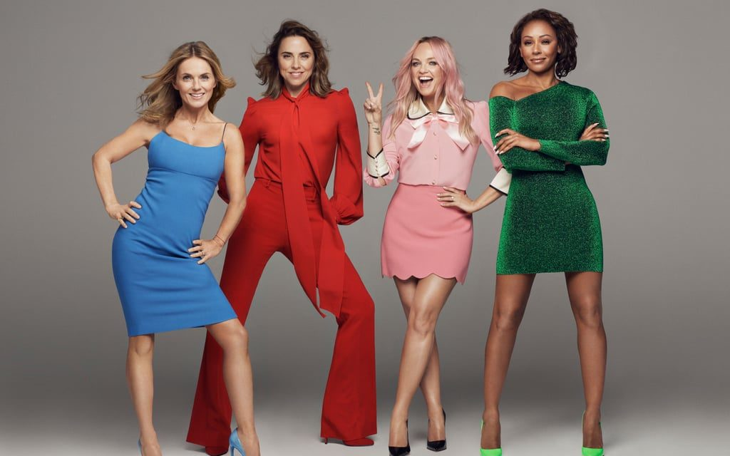 ¡El regreso de las Spice Girls a los escenarios es oficial! (Video)