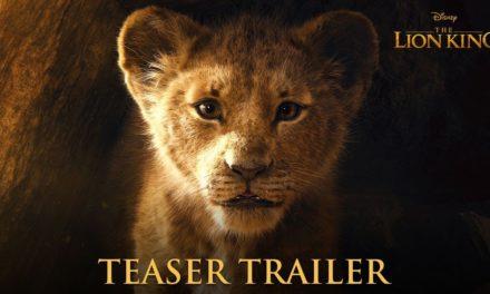 ¡Chavorrucos! Este es el tráiler del Rey León ¡Nos hará rugir de emoción!