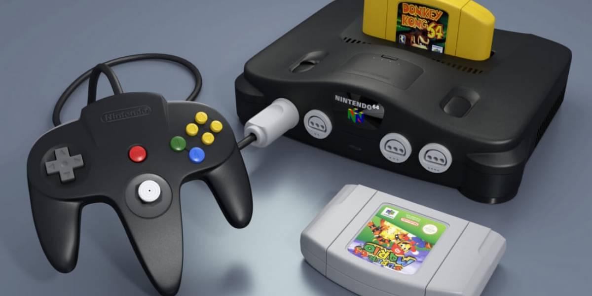 ¡Un Nintendo 64 mini podría ver la luz a finales de este año!