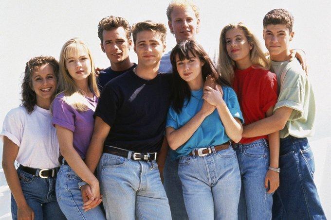 ¡Regresa 'Beverly Hills 90210, con el elenco original!