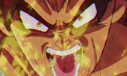 Así luce el tráiler de 'Dragon Ball Super: Broly'