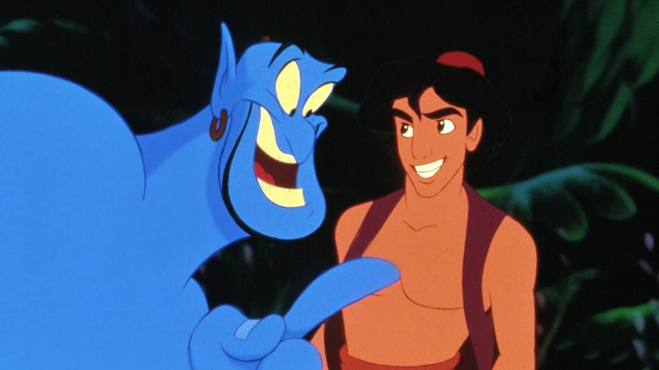 ¡Revelan las primeras imágenes del live action de Aladdin!