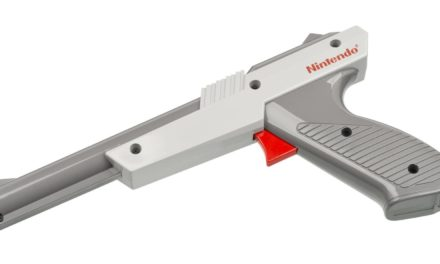 Ladrón chavorruco ¡Asalta con una pistola de Nintendo!