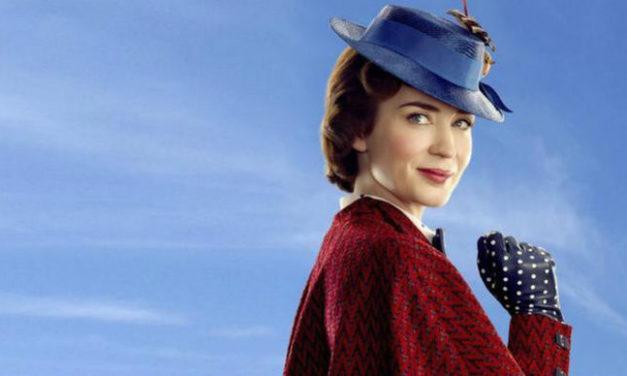 ¡Supercalifragisticoespialidosa! Así es la colección de ropa inspirada en Mary Poppins