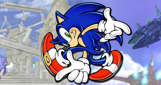 Sega prepara un remake de Sonic Adventure