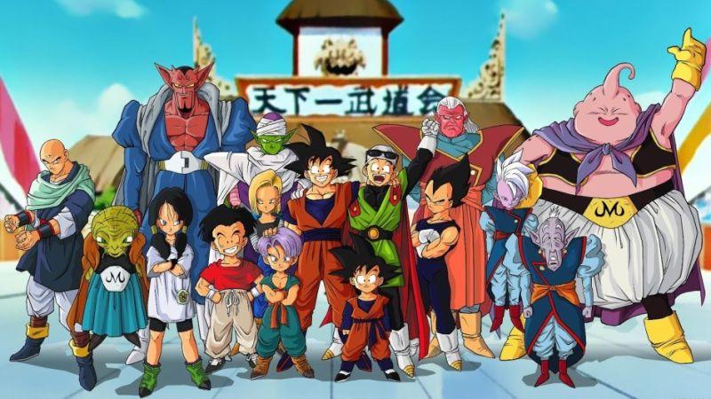 Conoce los nombres más populares relacionados con 'Dragon Ball'