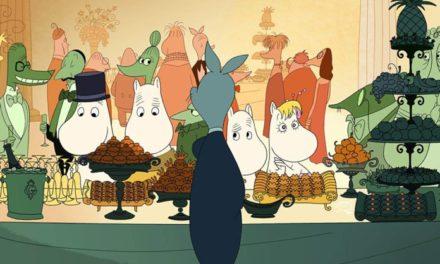 Justo en la nostalgia ¡El regreso de 'Los Moomin'!