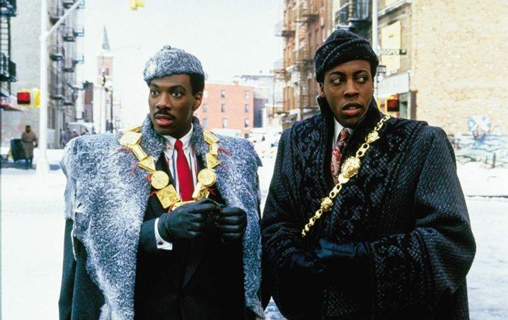Eddie Murphy confirma la segunda parte de 'Un príncipe en Nueva York'
