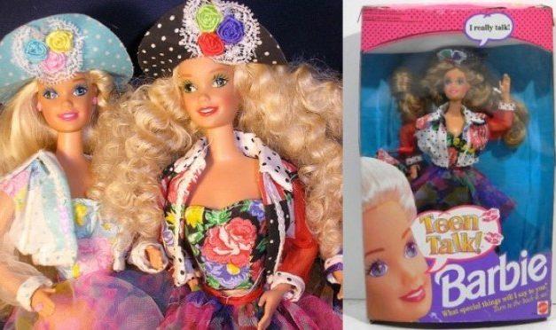 Barbies de los 80's y 90's que ahora valen miles de dólares