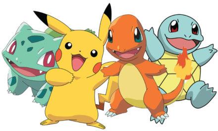 Crean camisas inspiradas en la primera generación de Pokémon