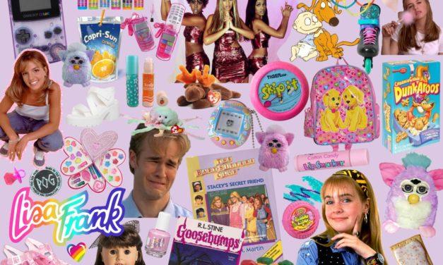 Si eres una 'chica noventera' seguro recordarás estos accesorios