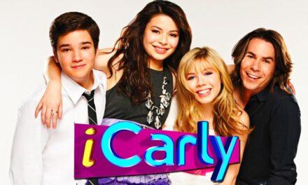 """Miranda Cosgrove comparte la primer imagen de reencuentro de """"iCarly"""""""